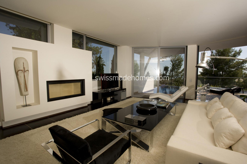 En venta modernos apartamentos lujosos en espana for Fotos apartamentos modernos